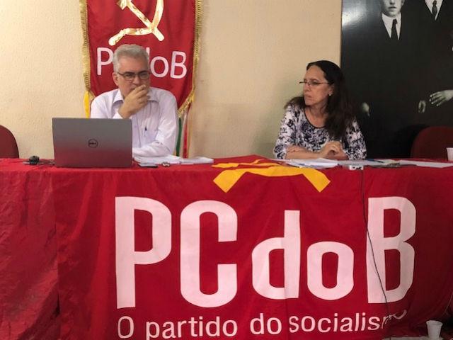 PCdoB Ceará: Fortalecer o Partido, derrotar o governo entreguista e reacionário