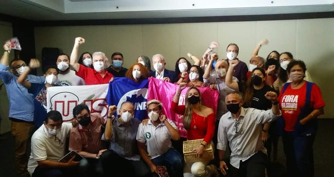 Lula reúne com PCdoB Ceará